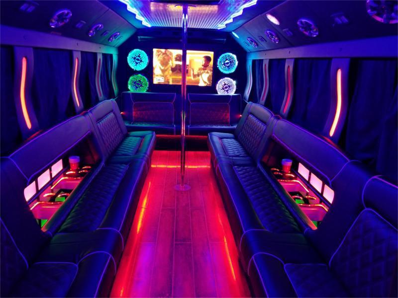 party buses tulsa ok